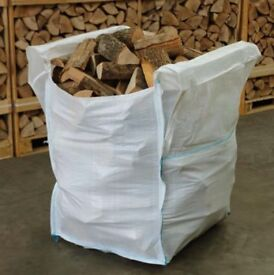 HARDWOOD LOGS KILN DRY FIREWOOD READY TO BURN BIRCH ASH OAK £65 EACH DELIVERY AVAILABLE WIDNES