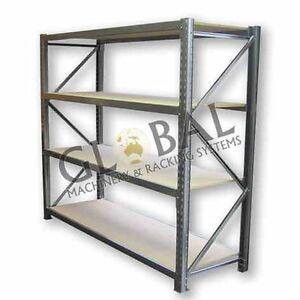 Longspan Metal Shelving NEW great for Shed, Garage or Workshop Derrimut Brimbank Area Preview