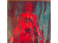 "Nirvana - Sliver 12"" Rare Blue Vinyl"