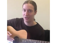 Guitar Lessons tailored to your interests ~ 1st lesson free ~ Professional & Experienced tutor