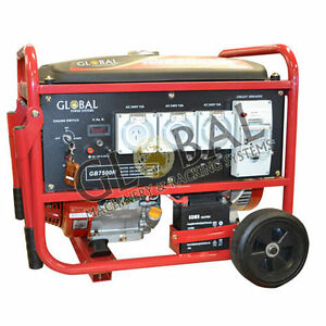 Generator petrol 6.3kva portable electric start genset Osborne Park Stirling Area Preview