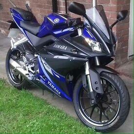 ***Yamaha yzf r 125***•£2980 ovno
