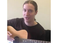 Guitar Lessons tailored to your interests < 1st lesson free > Professional & Experienced tutor