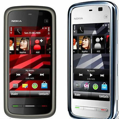 Used, Nokia 5233 - Smartphone  Mobile With Box  for sale  DELHI