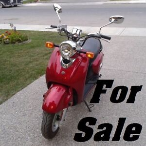 WHY YOU SHOULD BUY MY ..................... 2009 Yamaha VINO 125