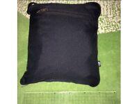Black Lightweight Foldaway Compact Holdall