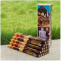 Hand Rolled Natural Incense Sticks from India