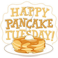PANCAKE TUESDAY - Come join us :)