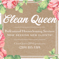 Reliable, Experienced Housecleaner