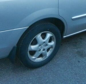WANTED: 2001 Mazda MPV Alloy Mag Wheel