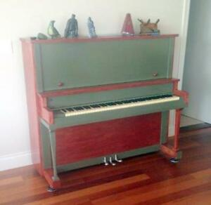 NEW PRICE: Special Upright Piano - Gorgeous Sound/Finish (YVR)