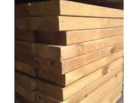New 4x2 inch Timbers Treated c24 grade kiln dried. Best quality timber 4.8m lengths