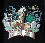Disney Haunted Mansion Jumbo Pin