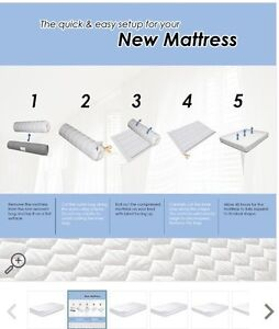 Brand New Full-size Mattress by Wildon Home