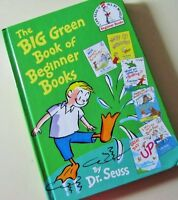 The BIG GREEN BOOK of Beginner Books = Dr SEUSS