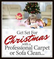 Carpet Cleaning/Steam Cleaning/Upholstery/Furniture/Rug Cleaning