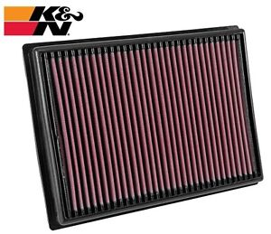 K&N 33-3045 AIR FILTER to suit TOYOTA HILUX 2015, 2016. (Replaces 178010L040)