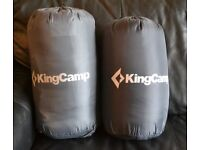 Pair Of Camping Sleeping Bags For Sale (Brand New Never Used)