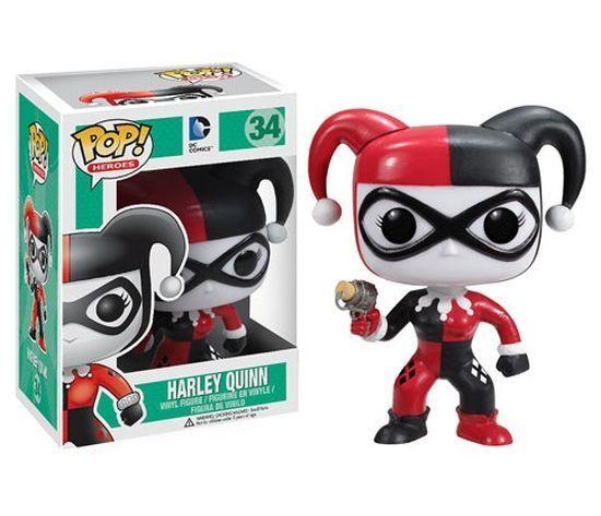 Batman Harley Quinn Pop! Vinyl Figure