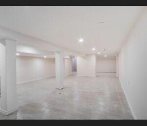 Spacious Basement and Part of 1st Floor for Rent (female tenant)
