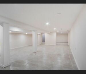 Basement and Part of 1st Floor for Rent
