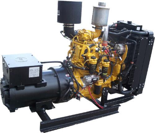 100kw John Deere Diesel Generator Set