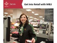 Get Into Retail with Marks & Spencer (Reading/Maidenhead stores) - Ages 16-25