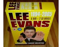 LEE EVANS: 1994-2005 DVD/CD SET