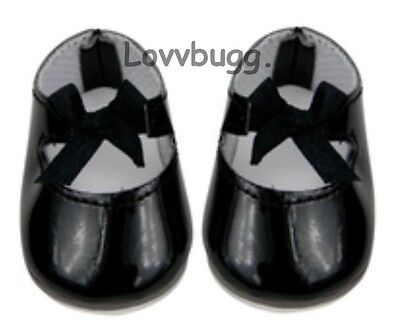 "Lovvbugg Jazz Tap Dance for 18"" American Girl or Bitty Baby Doll Shoes"