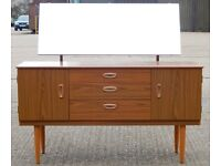 Retro Schreiber Dressing Table