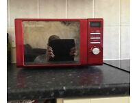 RUSSELL HOBBS MICROWAVE, KETTLE & TOASTER