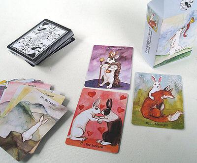 Adorable Rabbit Tarot  Deck by Nakisha self published