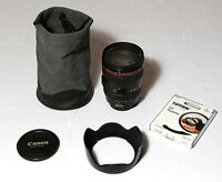 CANON 24-105mm f/4 L IS USM EXCELLENTE CONDITION