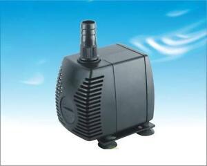 Pompa per ricircolo acquario laghetto 800 lt h mod jp 064 for Pompa x acquario