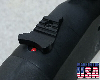 New Delta Wave Safety for Mossberg 590A1 in black.