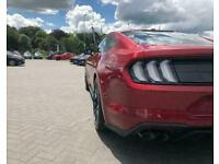 SAVE £1,000 Mustang GT V8 2021.5 Manual Lucid Red *sold awaiting acceptance*