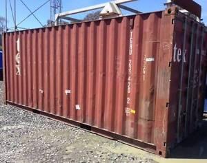 20' Shipping Container Bordertown Tatiara Area Preview