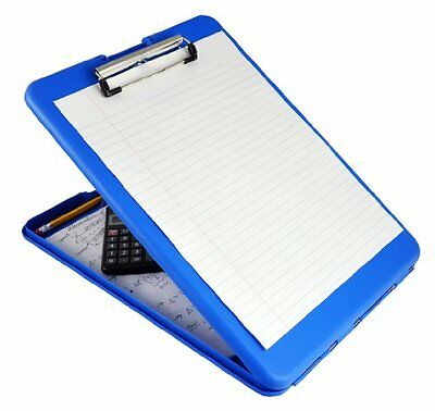 Saunders Slimmate Storage Clipboard - 0.50 Capacity - 1 Compartment -
