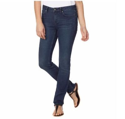 Calvin Klein Ladies Ultimate Skinny Jean, Inkwell, Size12 x 30 NWTs - Size 12 Lady