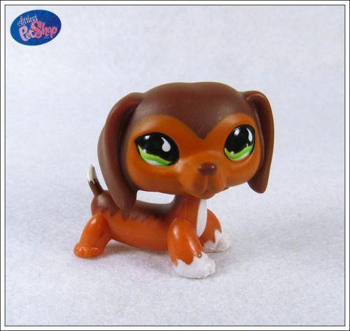 . LPS Caramel Dachshund  Littlest Pet Shop   eBay