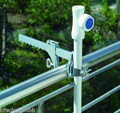 Schneider Balkonklammer für Sonnenschirme 802-00