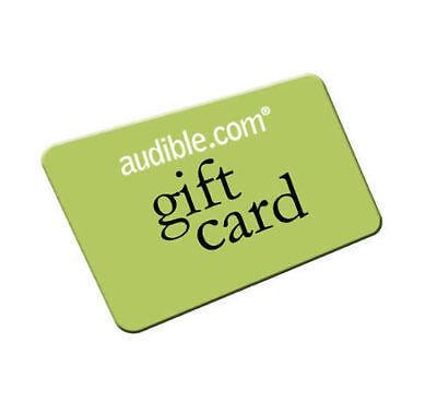 10 Audible Com Books Of Your Choice Up To 500  Value Each  50 Credits