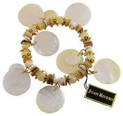 Joan Rivers Pearl Bracelet