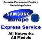Unlock Code for Samsung Galaxy Ace