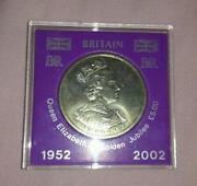 Queens Golden Jubilee Coin