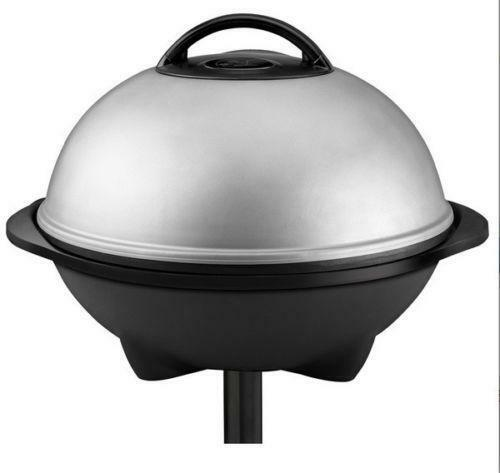 George foreman indoor outdoor grill ebay - Largest george foreman grill with removable plates ...