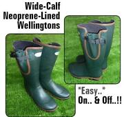 Hunting Wellies