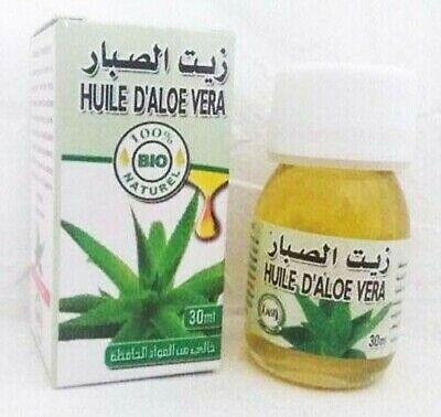 Organic Aloe Vera Oil 100% Pure 30ml Aloe Vera Oil, Aceite Aloe...
