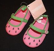Gymboree Crib Shoes