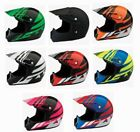 Z1R Motorcycle Helmets Full Face Unisex Youth